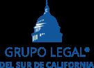 Grupo Legal Del Sur De California® Logo